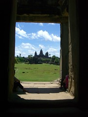 A View to Angkor Wat