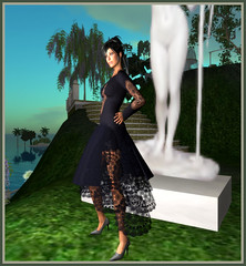 Bay (VP Style) Tags: life woman fashion model sl second freda fredriksson