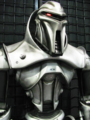 big frakkin toaster (olo) Tags: fun toaster explore geeks 2008 battlestar galactica cylon sdcc bsg