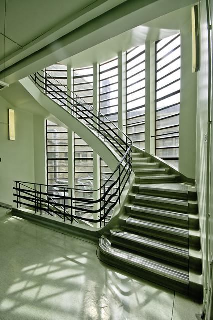 Joseph Black Stairway (by Ben Cooper)
