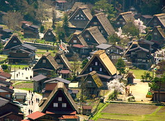 Shirakawa-go II (SBA73) Tags: wood houses panorama japan japanese village view traditional pueblo unesco nippon typical casas nihon jap shirakawago cases worldheritage hida japons tradicional japn humanidad patrimonio poble japons patrimoni    ogimachi gasshozukuri humanitat aplusphoto