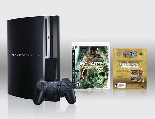 PS3 160gb bundle