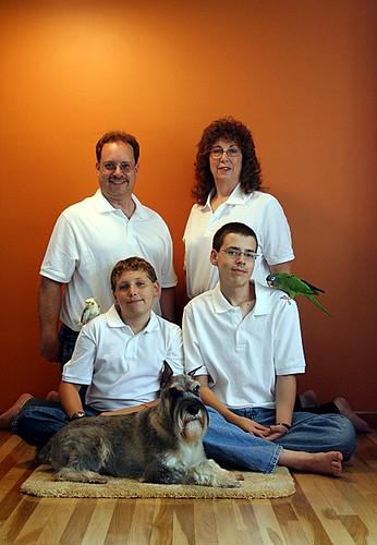 Zalewski Family Portraits