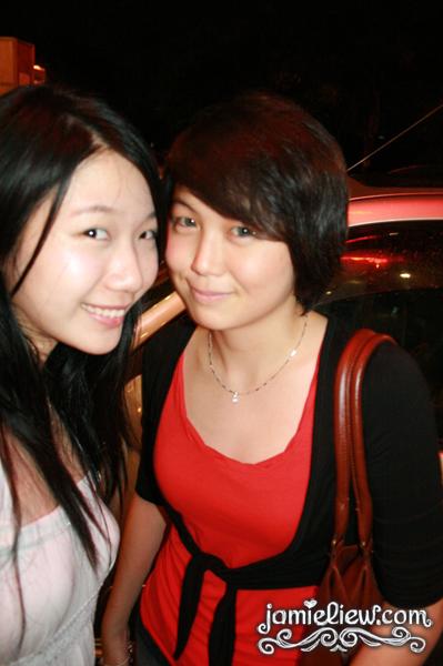 Jamie Liew and Yin Tse