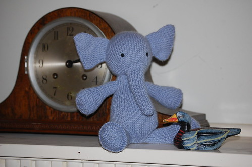 George the elephant