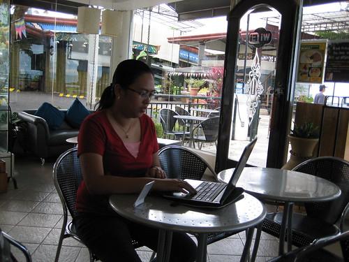 Laptop WiFi Test