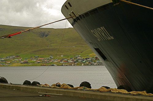 Faroe Islands - Ferry to SUÐUROY