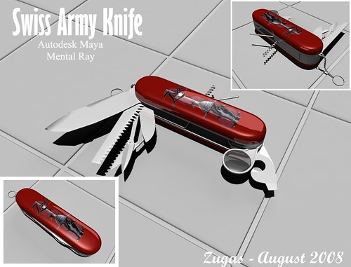 Swiss Army Knife Composite