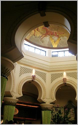 金馬皇宮大廳