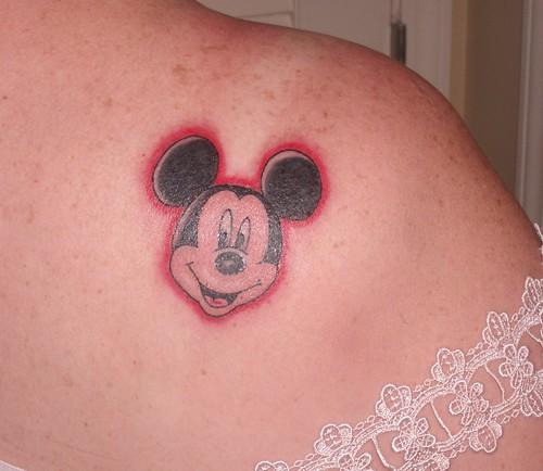waynes eagle · my mickey tattoo · my mickey mouse