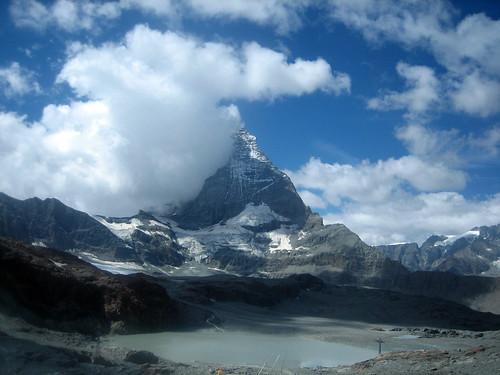 Matterhorn desde el Kleine Matterhorn