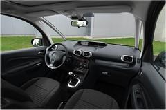 interieur1 (C3Picasso) Tags: automobile citroen citroën voiture picasso nouveau c3 modulo bellissimo spacio easygo c3picasso