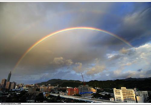 Sinlaku rainbow 辛樂克彩虹