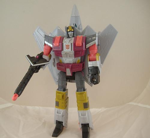 Universe Silverbolt - bot