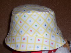 Sodding Evil Toddler Hat Mark II