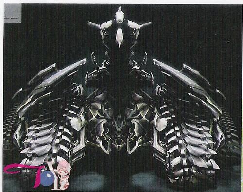 Megatron tanque alienígena Transformers 2