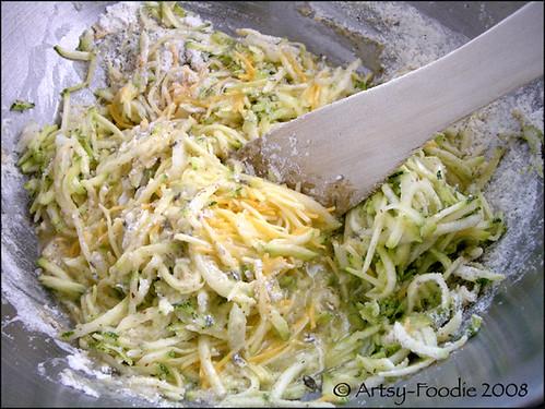 zucchini casserole prep-bowl