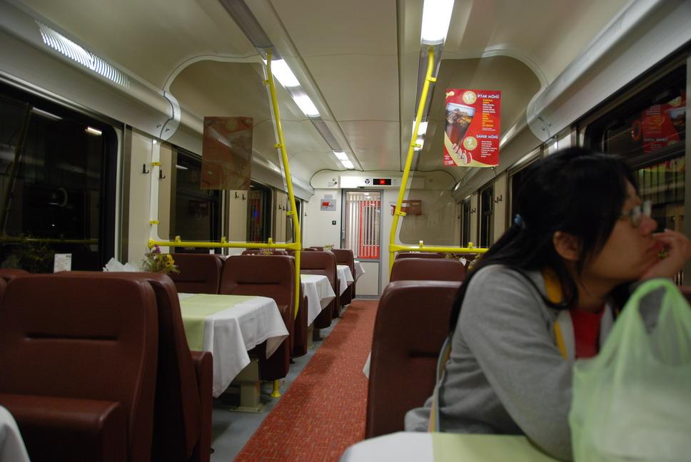 Anadolu Express 它以前叫安納托利亞快車