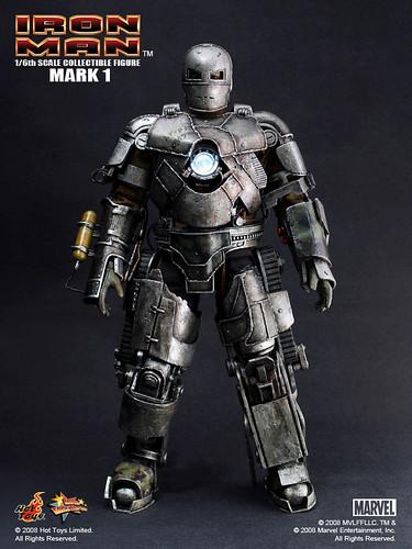Iron Man Mark 1 - Hot Toys