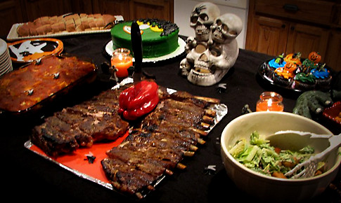 Halloween Party Recipes | Home Decorating Ideas | Living Locurto