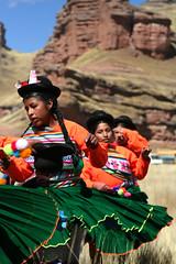 Peru Dance IMG_1220 PS (dojoklo) Tags: color peru festival cuzco dance colorful fiesta dancers cusco traditional dancer celebration indigenous peruvian folkloric perudance peruviandance perufestival festivalperu peruviandancer perudancer