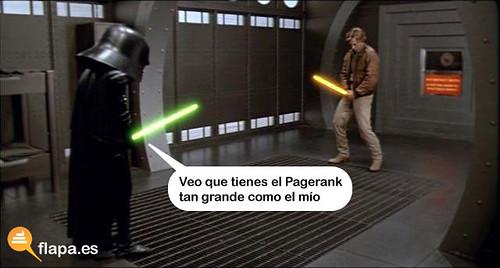 La Loca Guerra de los Pagerank
