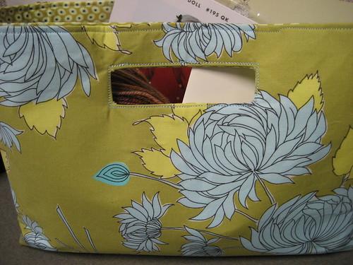 Beautiful Handmade Bag by you.