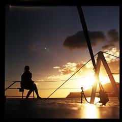 pin-up-star (becksbunny) Tags: sunset 6x6 sailing sonnenuntergang great australia barrier australien 88 reef kiev segeln