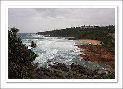 Coolum (Barbara J H) Tags: ocean sea beach sand rocks australia qld sunshinecoast coolum coolumbeach barbarjh pointperry