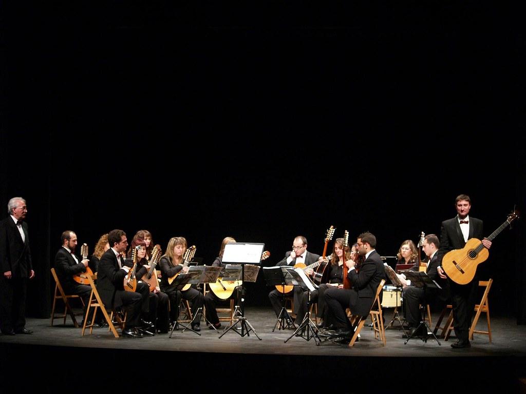Orquesta de Pulso y Pua de Tudela de Duero