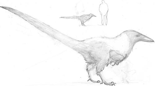 dinosauroid - adult