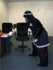 2005 Gorilla French Maid
