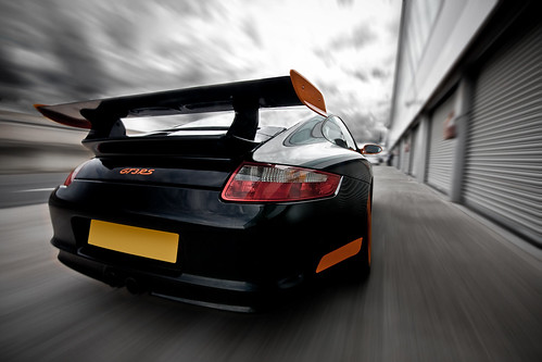 GT3 RS Rig Rear