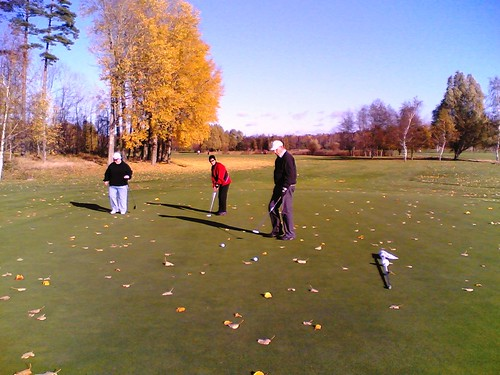 Autumn Golf in the Nordic #8