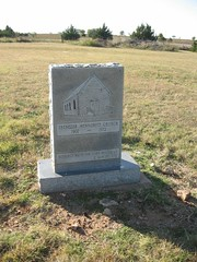 Exploring Oklahoma History: Ebenezer Mennonite Church and Cemetery