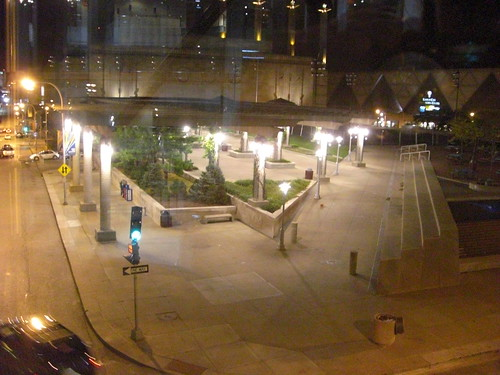 nightview from the skybridge