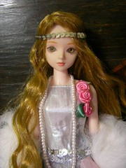J-doll (feather tiara) Tags:  jdoll