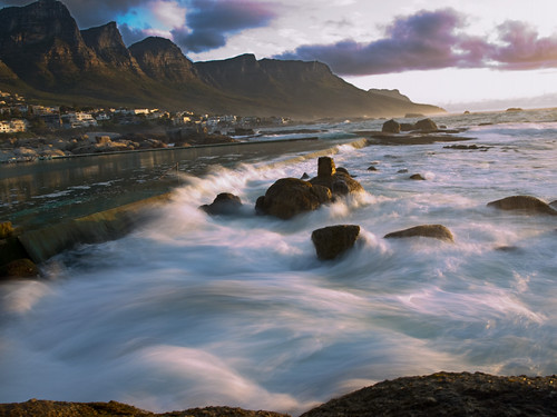 Cape Town Waves. by you.