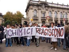 30 ottobre-Chimici (Cittastudi) Tags: milano protesta proteste poli politecnico universit polimi gelmini legge133