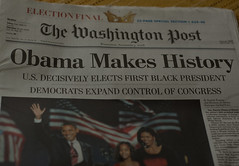 Washington Post election final 11/5/08