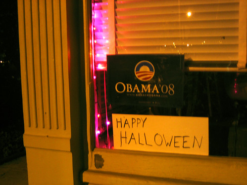 Obama Halloween 2
