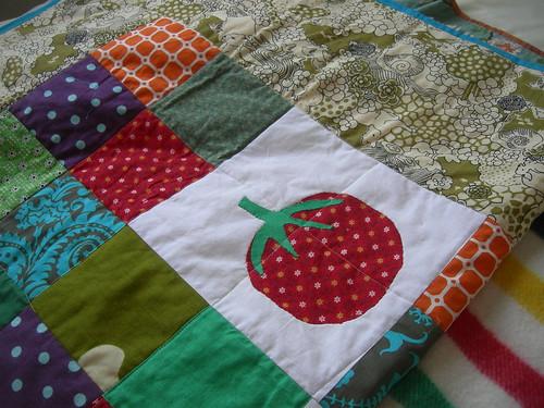 veggie quilt