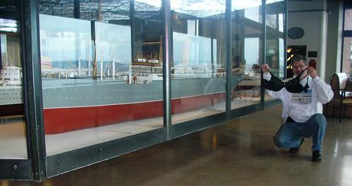 Olga at Oslo Maritime Museum #7