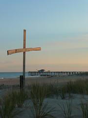 spooky cross (jettrocks) Tags: fall newjersey 08 oceangrove