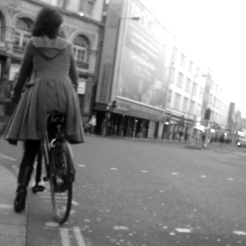 Fulham cyclist