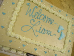 welcome liam