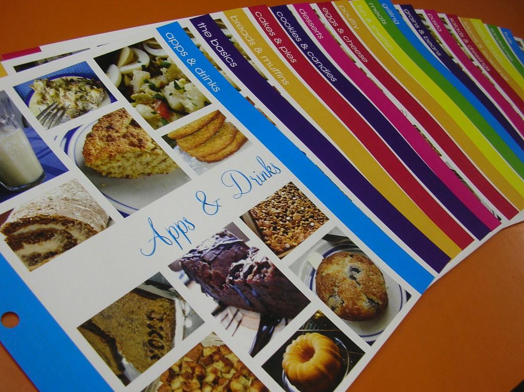 Cookbook Dividers