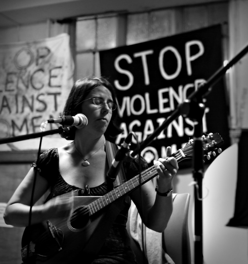 jackie at reclaim the night