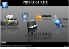 Decibel - Pillars of KDE