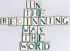 In the Beginning was the Word by tadeusz deręgowski